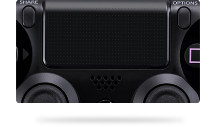 DUALSHOCK®4 PS4™ Touch Pad