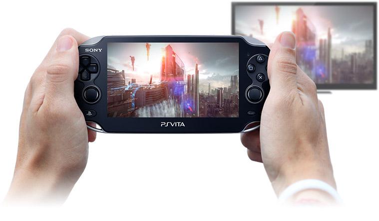 PlayStation®Vita Remoto Jogar