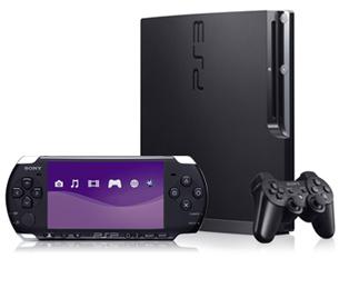 PS3™ e PSP® Sistemas
